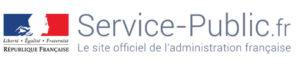 Site internet du service public