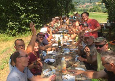 Fête du Mont Tournier 2018 - Staff
