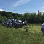 Ravitaillement aux site panoramique des Fils